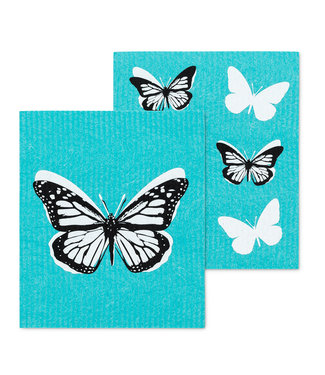Abbott Butterfly Dishcloth