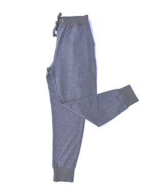Apricot Cuff Jogger Trousers - Grey