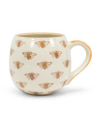 Abbott Bee Ball Mug