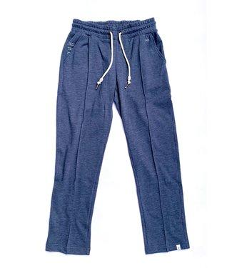 Ragwear Straight Leg Drawstring Pants - Blue