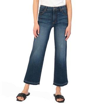 KUT Jeans CHARLOTTE - High Rise Fab Ab Culotte