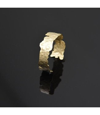 Pursuits Mira Bangle Bracelet - Gold