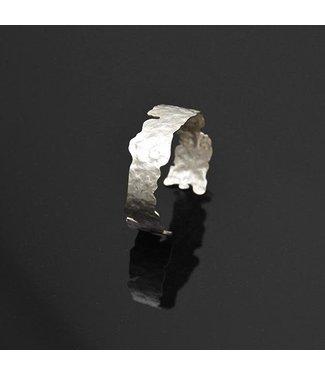 Pursuits Mira Bangle Bracelet - Silver