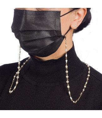 Abbott Shaped Pearl Mask/Eyeglass Lanyard