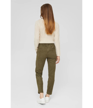 Esprit Soft Faux Suede Pull on Jogger