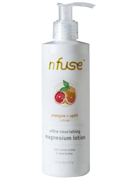 NFuse LLC Citrus Magnesium Lotion