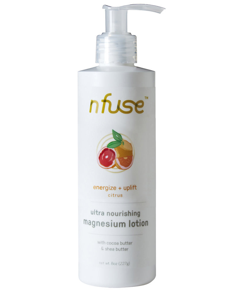 NFuse LLC Citrus Magnesium Lotion