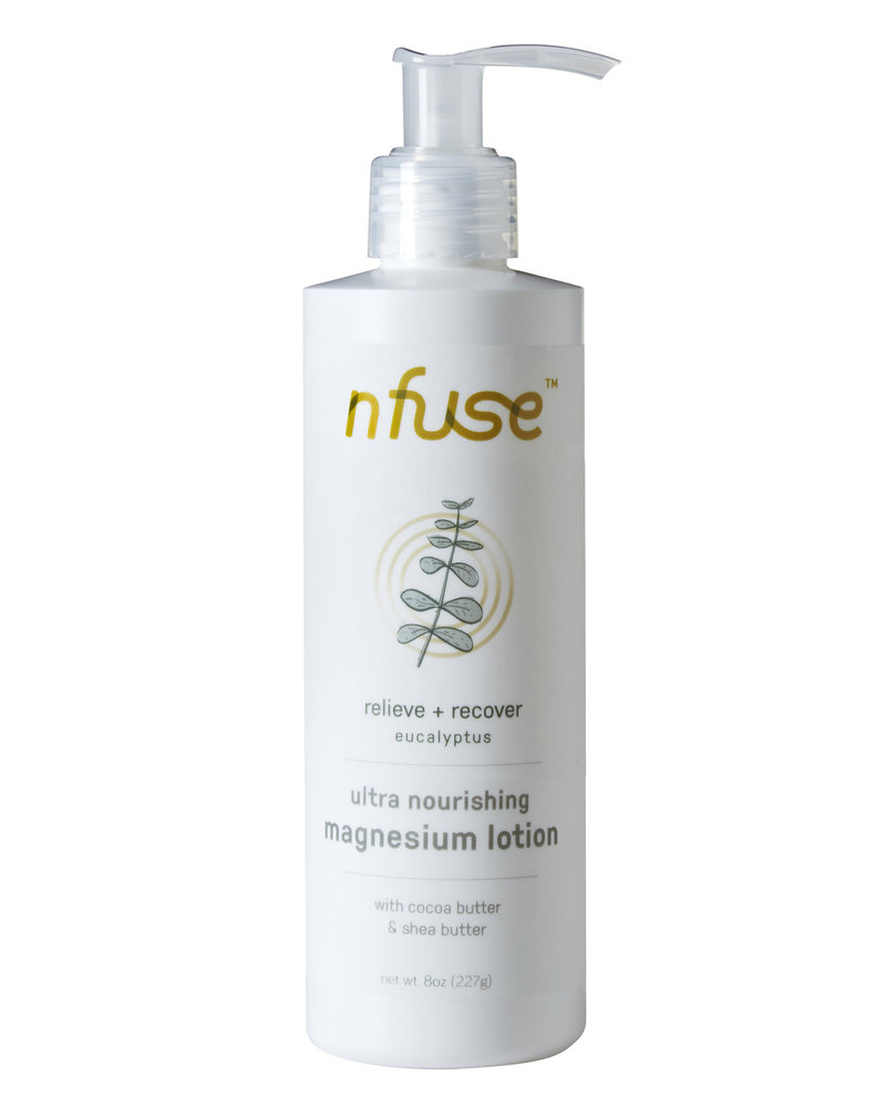 NFuse LLC Eucalyptus Magnesium Lotion
