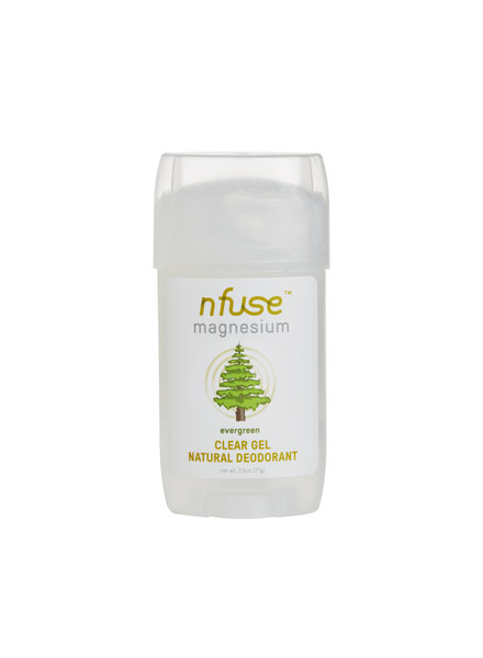 NFuse LLC Evergreen Clear Deodorant