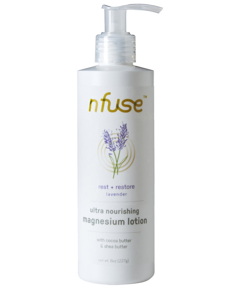 NFuse LLC Lavender Magnesium Lotion