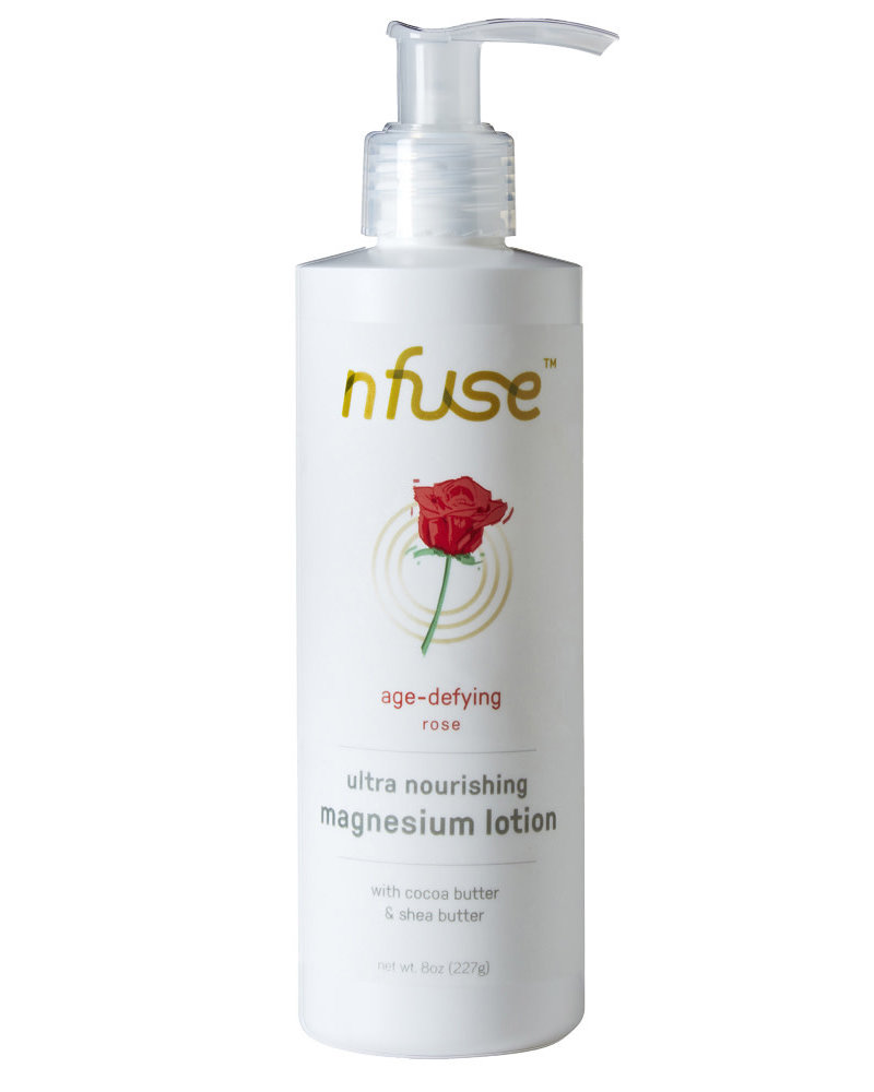 NFuse LLC Rose Magnesium Lotion