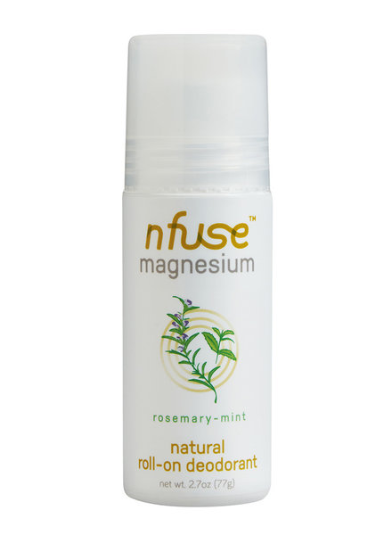 NFuse LLC Rosemary Mint NFuse Deodorant