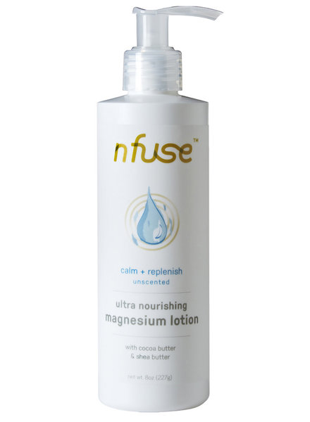 NFuse LLC Unscented Magnesium Lotion