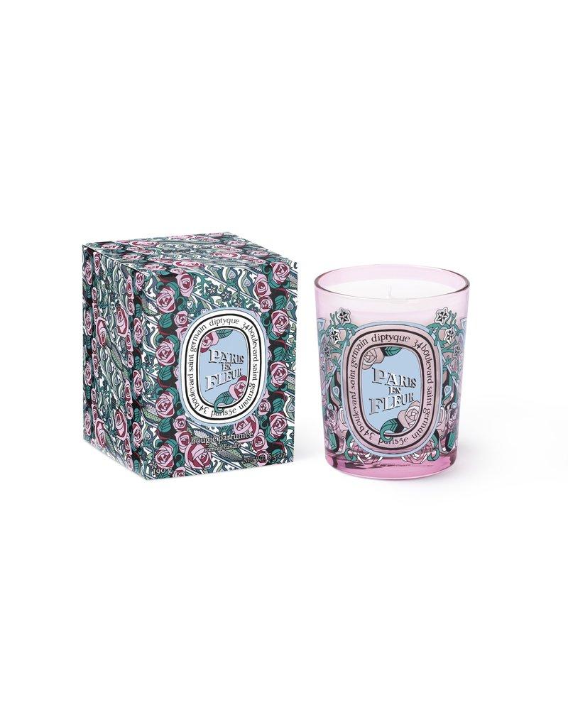 Diptyque Mini Fleur en Paris Candle