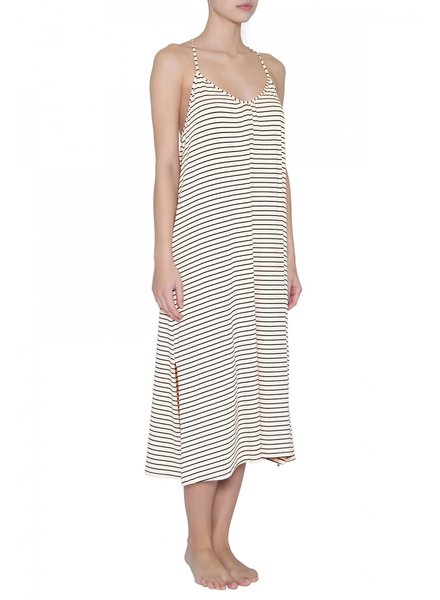 Eberjey Vega Racerback Maxi Dress