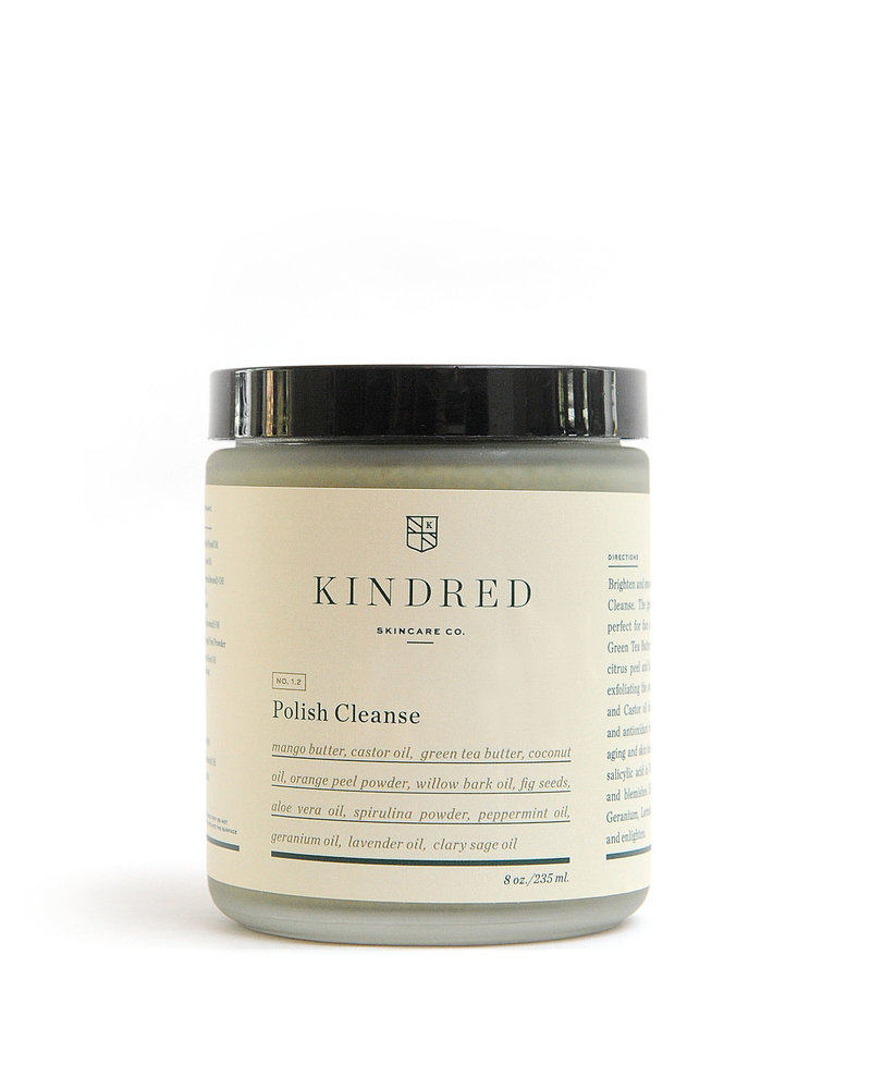 Kindred Skincare Co. Face & Body Polish Cleanse