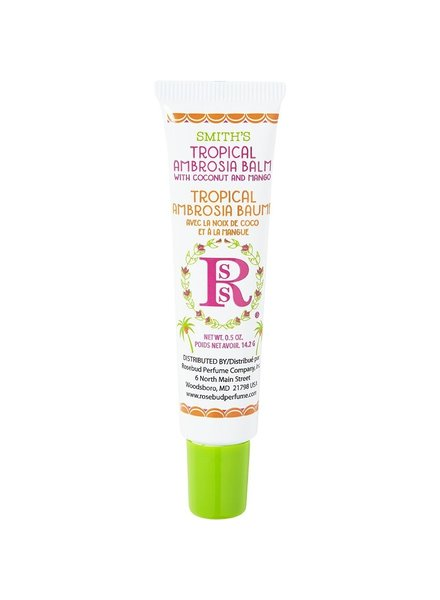 Rosebud Tropical Ambrosia Tube