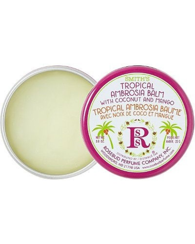 Rosebud Tropical Ambrosia Tin