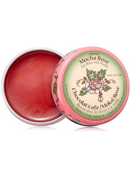Rosebud Mocha Rose Lip Balm