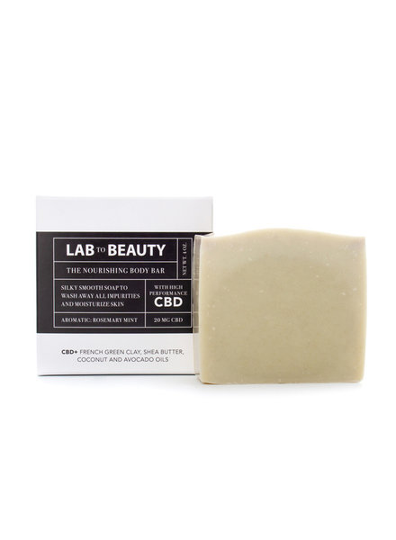 Lab to Beauty The Nourishing Body Bar