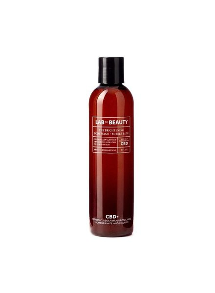 Lab to Beauty Brightening Body Wash + Bubble Bath