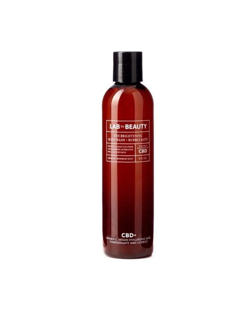 Lab to Beauty Brightening Body Wash + Bubble Bath
