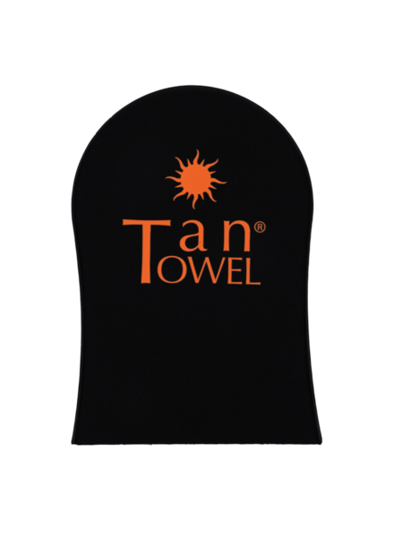 Tan Towel Tan Towel Mitt
