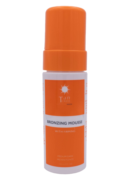 Tan Towel Tan Towel Bronzing Mousse Med/ Dk