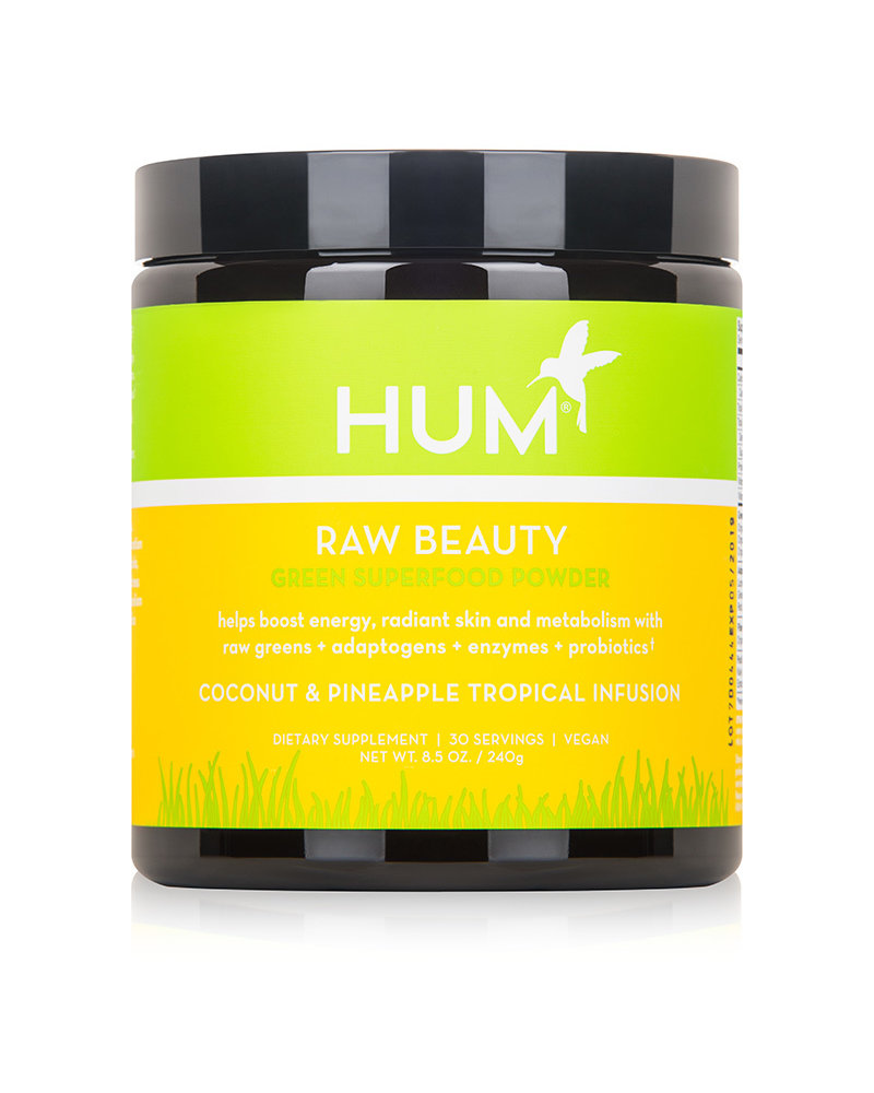 Hum Nutrition Raw Beauty Coconut Pineapple