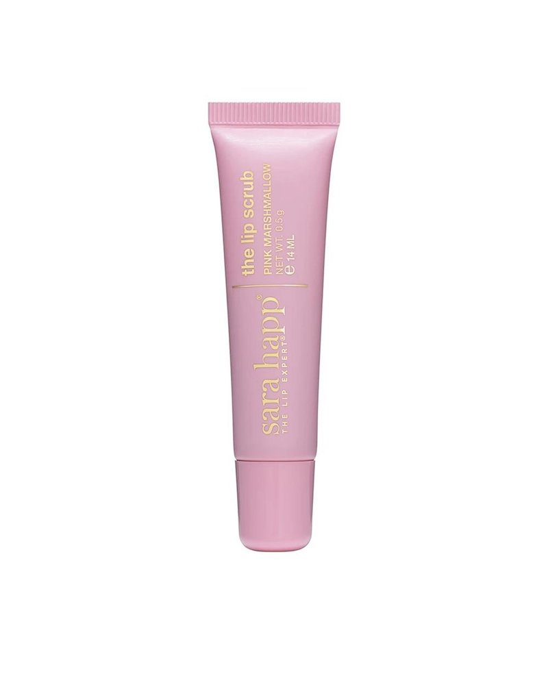 Sara Happ The Lip Scrub Pink Marshmallow