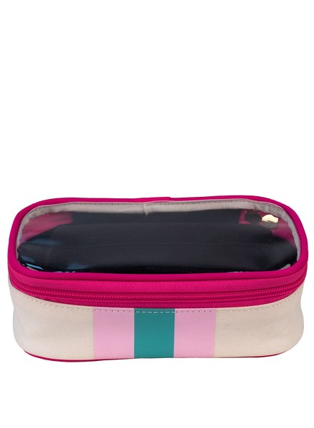Boulevard Clara Pink Bangle Bar Bag