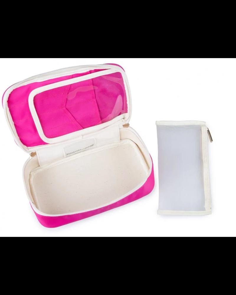 "Boulevard Megan Pink Solid Case ""Get Gorgeous"""