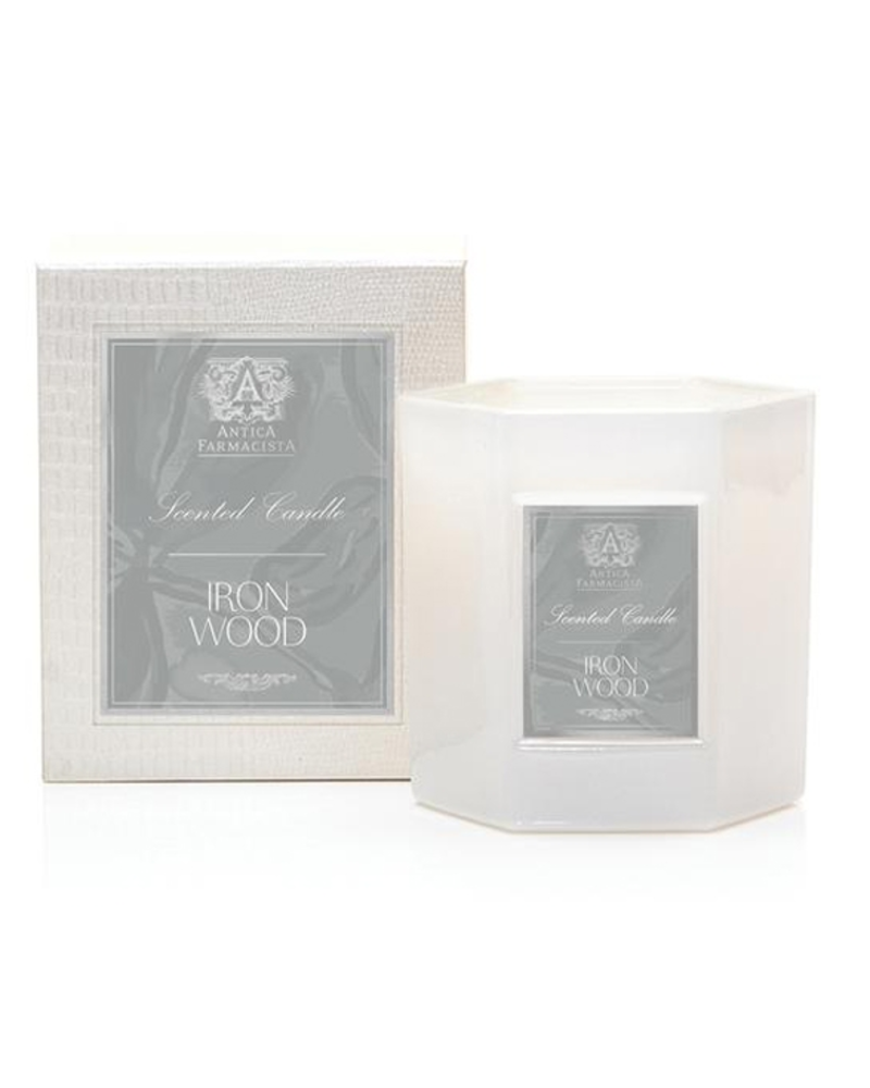 Antica Farmacista Iron Wood Candle