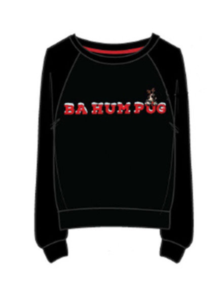 PJ Salvage Bah Humpug Sweatshirt