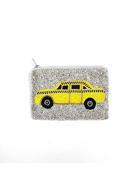 Tiana Designs Taxi Small Zip