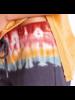 PJ Salvage Charcoal Tie Dye Short
