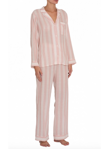 Eberjey Umbrella Stripes PJ Set