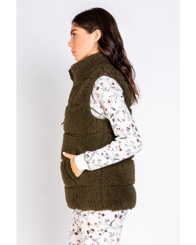 PJ Salvage Cuddlers Vest