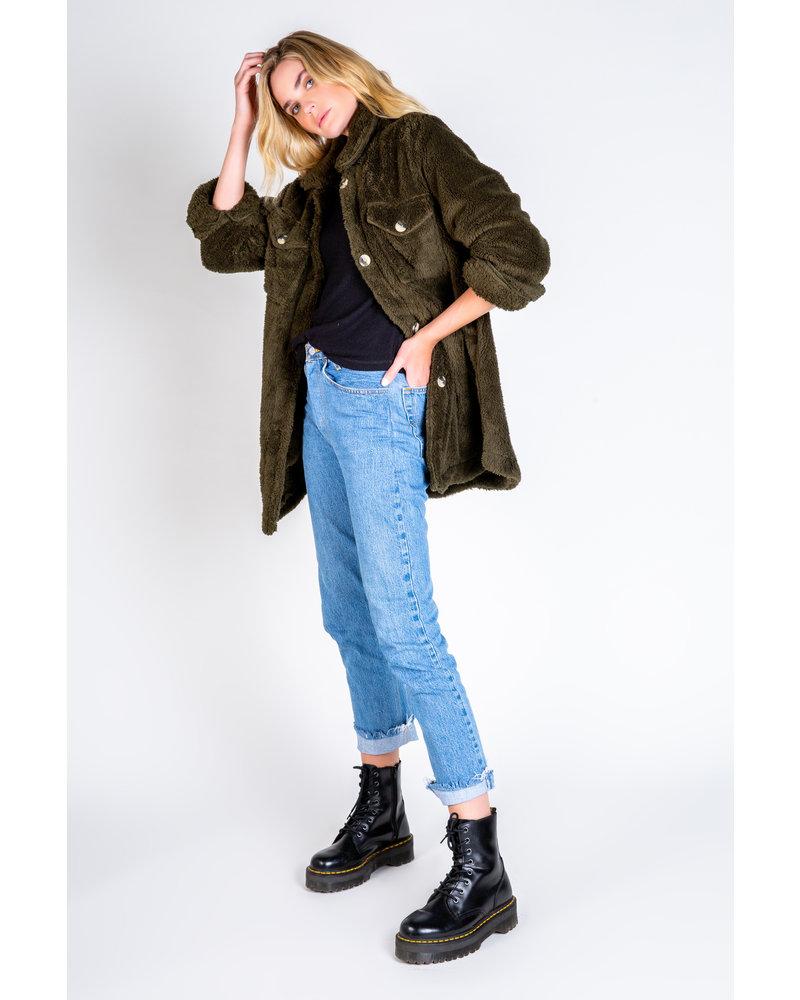 PJ Salvage Cozy Jacket