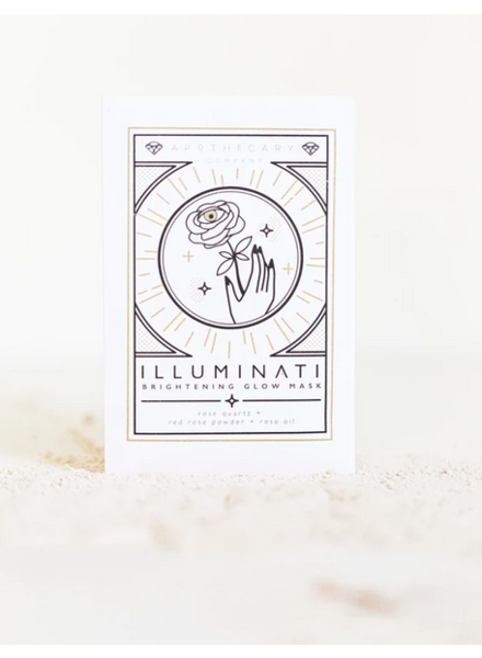 Apothecary Co. Illuminati Brightening Mask