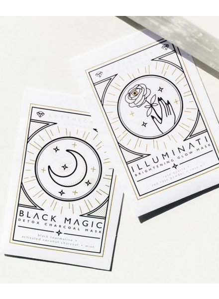 Apothecary Co. Black Magic Detox Charcoal Mask
