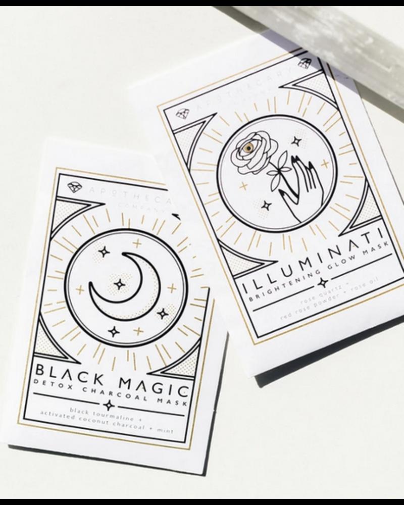 Apothecary Co. Black Magic Detox Charcoal Mask