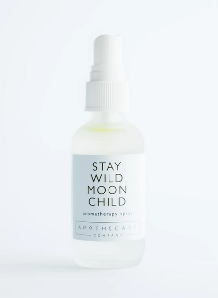 Apothecary Co. Stay Wild Moon Child Aromatherapy Spray