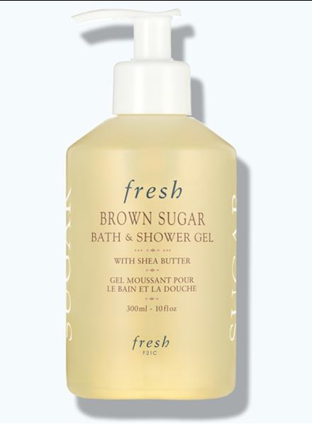 Fresh Brown Sugar Bath & Shower Gel