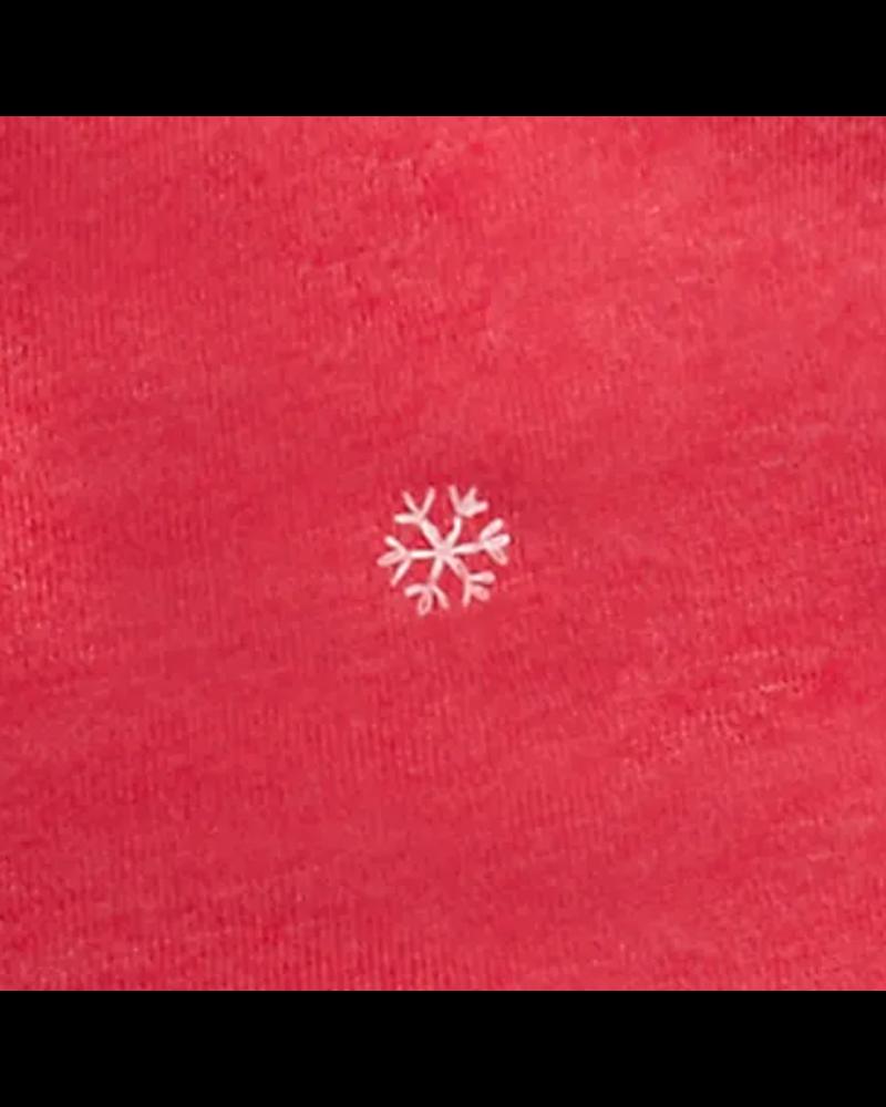 PJ Salvage Joyful Red Hot Shorts