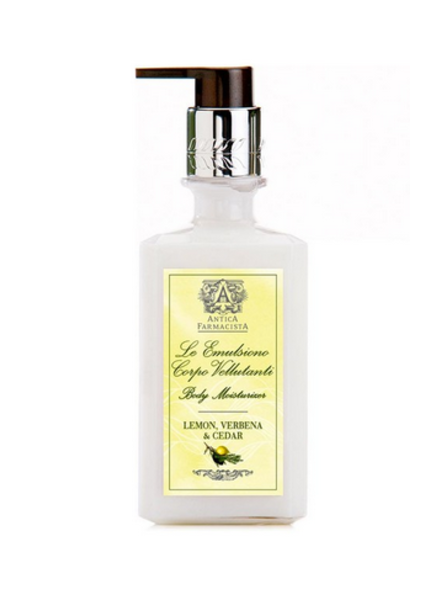 Antica Farmacista Lemon Verbena Cedar Body Moisturizer
