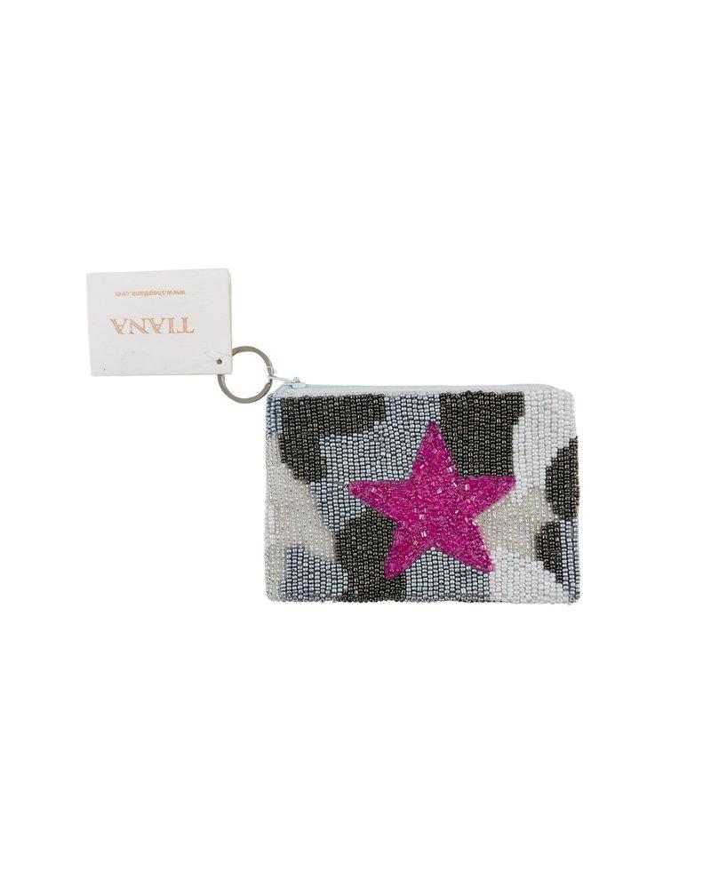 Tiana Designs Star Small Zip