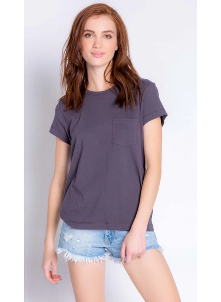 PJ Salvage Short Sleeve Back to Basics Tee