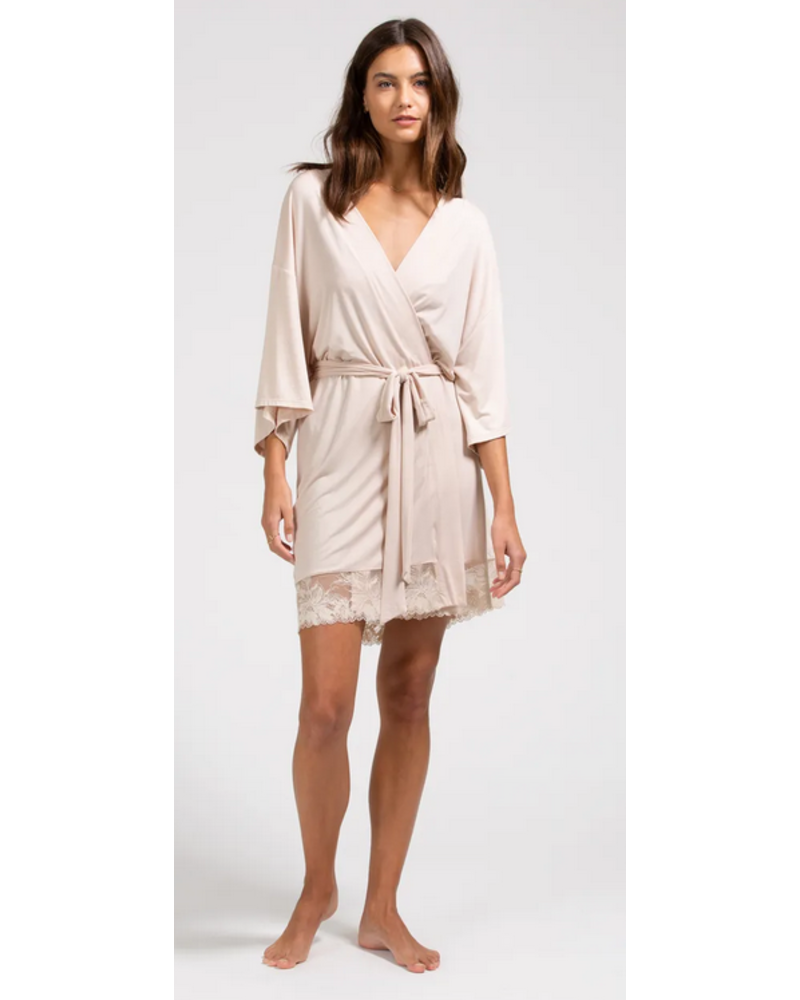 Eberjey Rosalia Elevated Robe