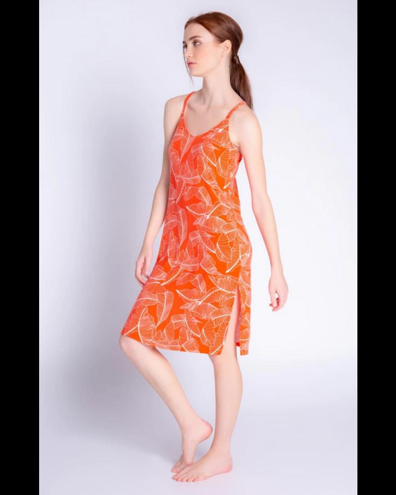 PJ Salvage Leaf Dreams Dress